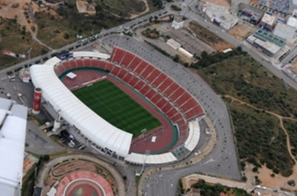 Spain and Belarus will play at the stadium in Mallorca