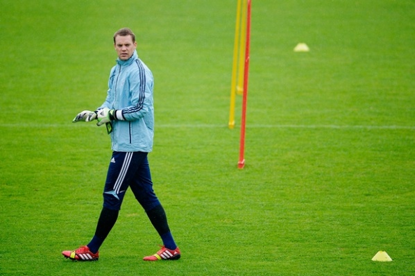 Neuer: We are dreaming to win the World