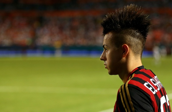 El Shaaravi: I'm comming back in November, against Barcelona