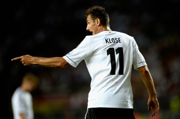 Klose want to go in England after World Cup 2014