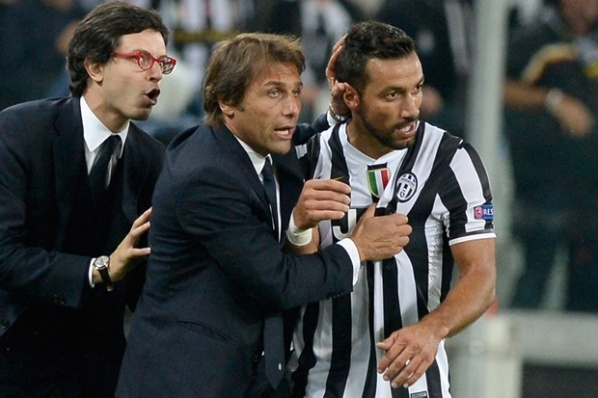 Juve without the joker Quagliarella against Fiorentina and Real Madrid