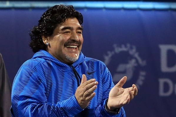 Maradona: I want to be the coach of Napoli