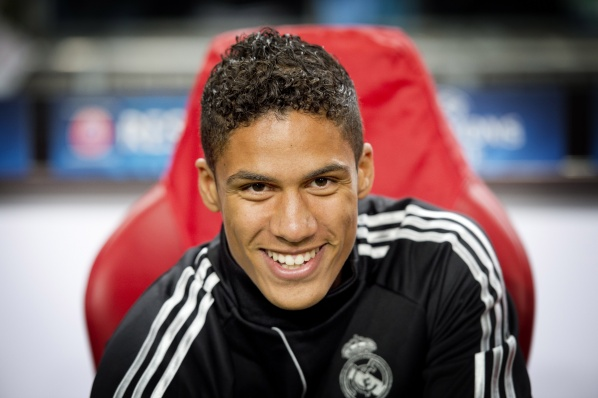 Hierro: Rafael Varan is the best central defender in the world