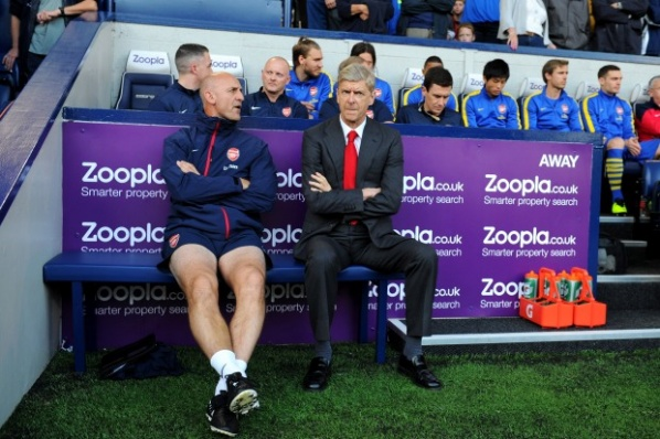 Wenger: We have a huge ambition to become champions
