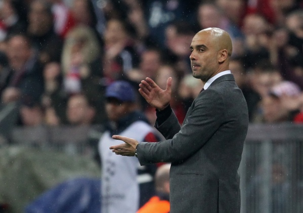 Guardiola: I expect only and solely victory from Barcelona
