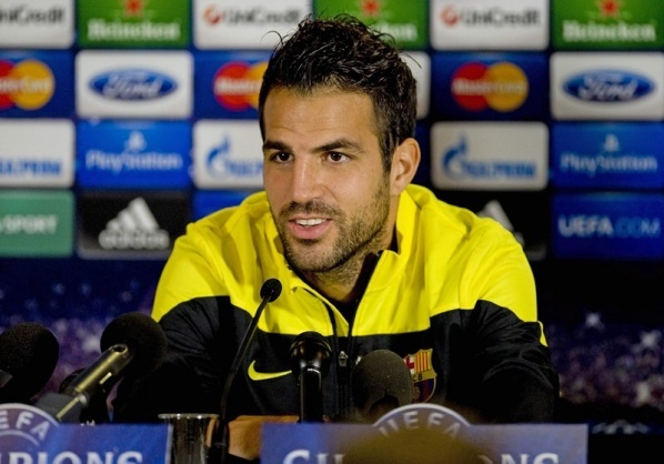 Fabregas: One day I will go back to Arsenal