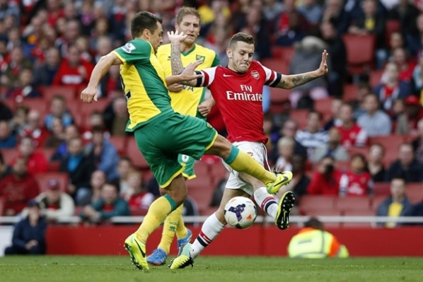 "Wilshere passes fitness test before the match with ""the Еagles"""