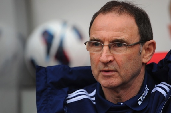 O'Neill and Keane take officially the team of Ireland
