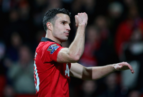 Van Persie: There is a certain way to beat Arsenal
