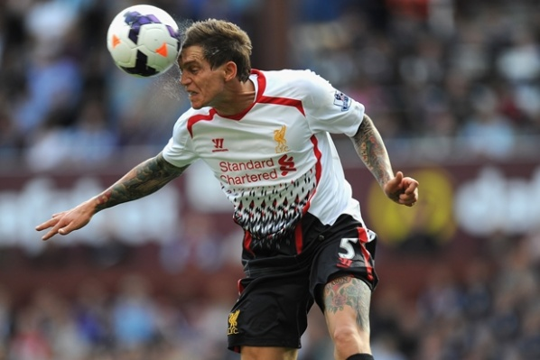 Daniel Agger: My place is among the starters