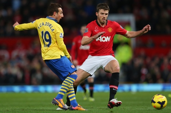 Problems with the Achilles may sideline Carrick of play until the year