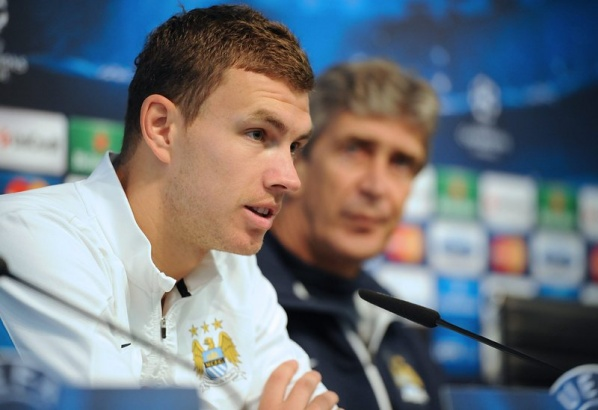 Inter will try to take Edin Dzeko