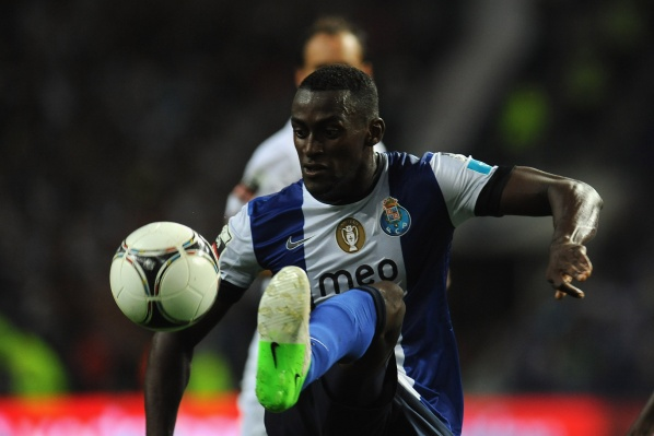 Chelsea started an attack for Jackson Martinez
