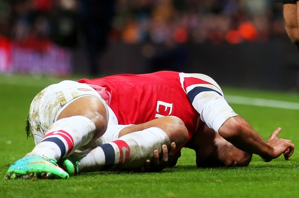 Hodgson: I am disappointed by the trauma of Walcott