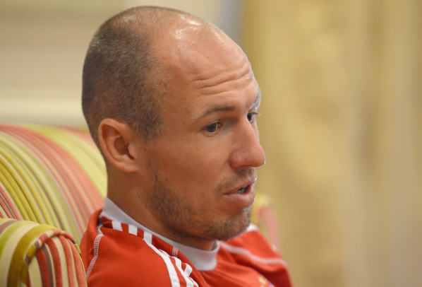 Robben is ready to renew his contract with Bayern