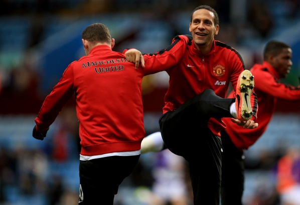 Ferdinand asked personally Ronaldo to return to United