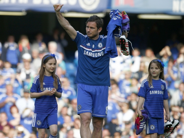 Lampard countersigned with Chelsea next week