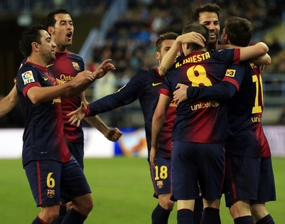 Barca will play control with the champion of Finland