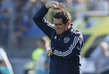 Capello pleased with the debutants