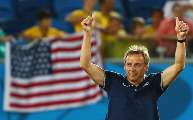 Klinsmann: I will play to win against Germany