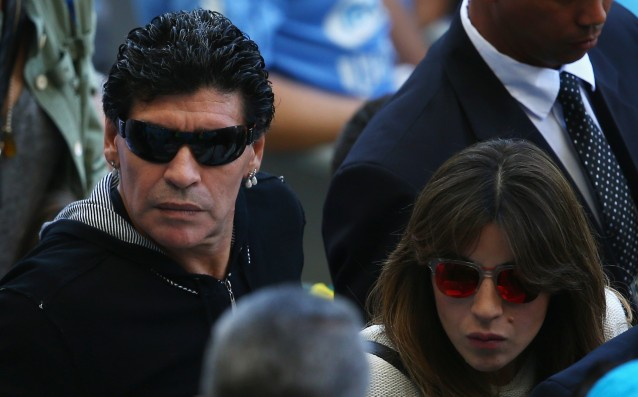 Maradona called Grondona misguided person