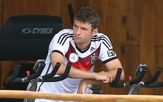 Muller is good, although he looks like a boxer
