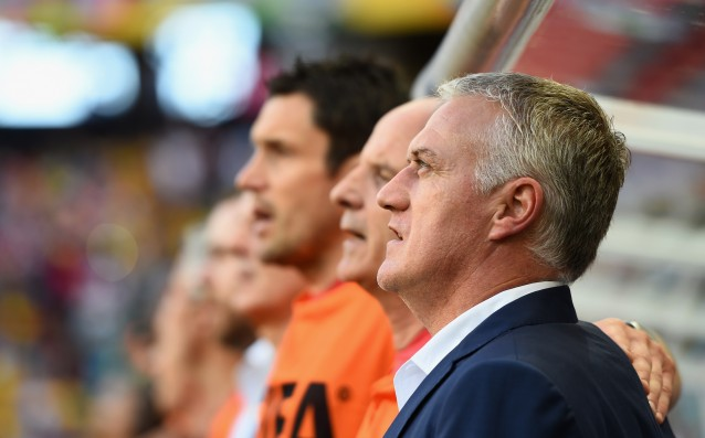 Deschamps will give a chance to the reserves against Ecuador