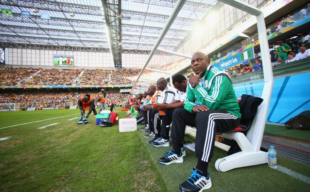 Nigerians hope of support from the Brazilian fans