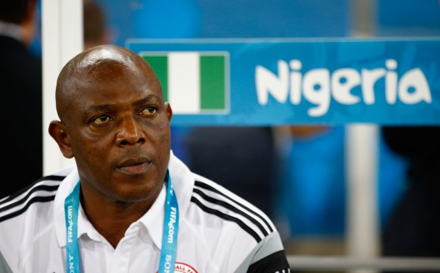 Nigeria coach resigned