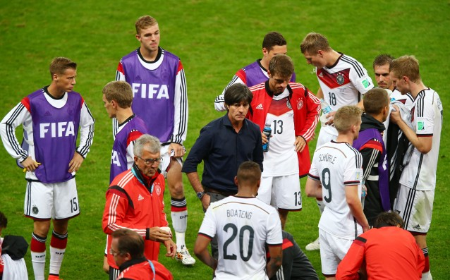 Loew warned about a heavy clash with France