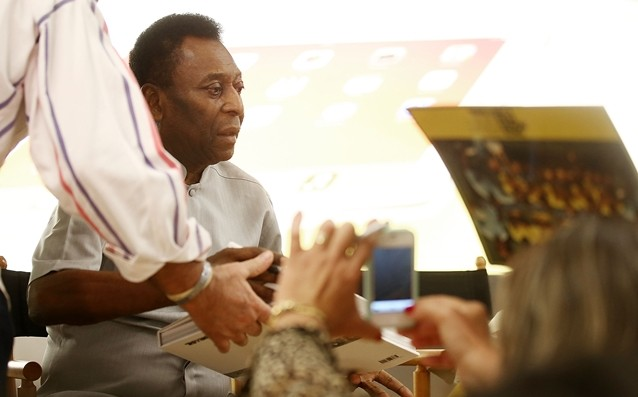 Pele: I look forward to the final between two great nations