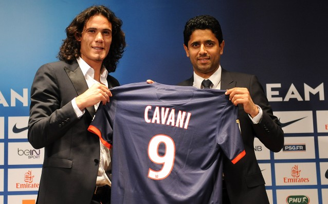 Cavani: I will stay at PSG