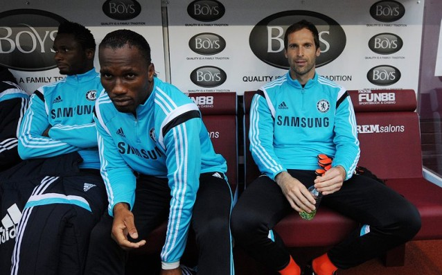 Mourinho: I want Cech to stay at Chelsea