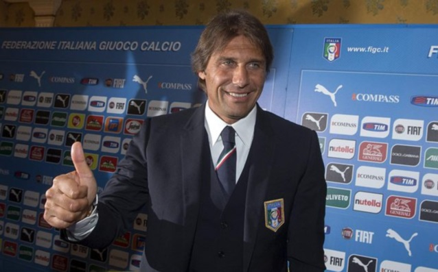 Conte: I'm happy to lead Italy
