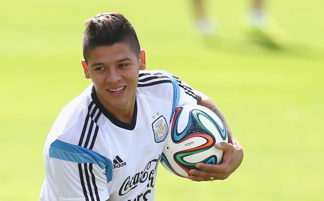 In United are already planning the debut of Rojo