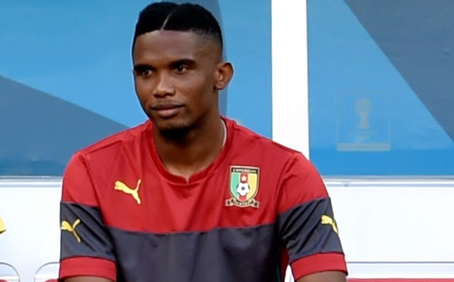 After the transfer to Chelsea, Eto'o gave up from Cameroon