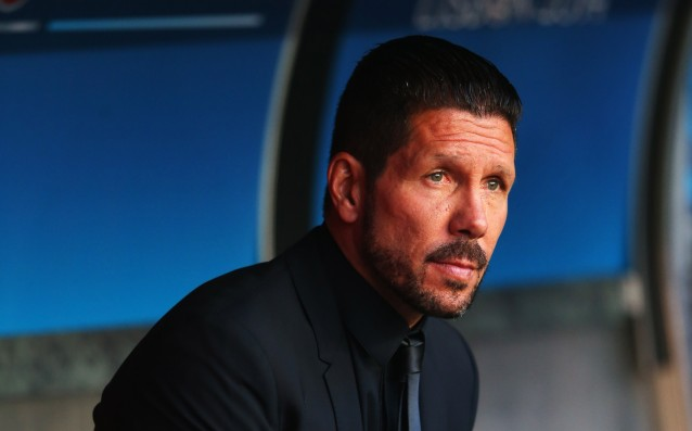 The he penalty of Simeone remains, he will miss 8 games