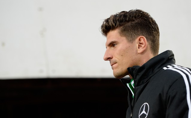Mario Gomez and Mark Reuss returned to the composition of Germany