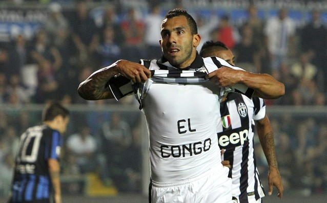 Juve offers a contract to Tevez until 2018