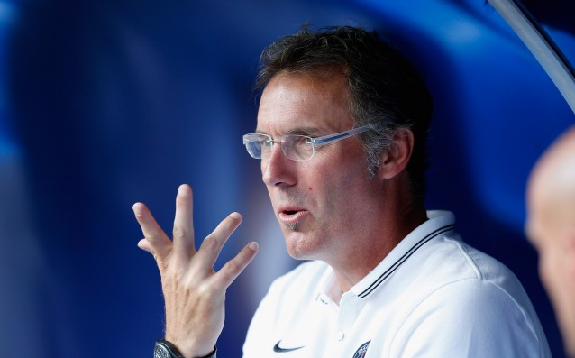 Laurent Blanc: We saw very good PSG