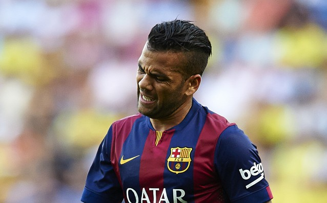Dani Alves: I will play next year in England