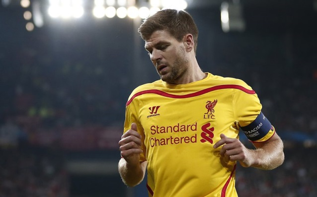 Steven Gerrard: We are disappointed, we wanted victory