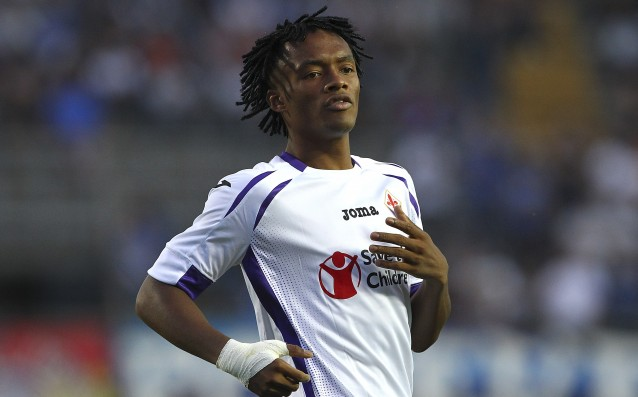 Fiorentina offered a contract until 2019 to Cuadrado