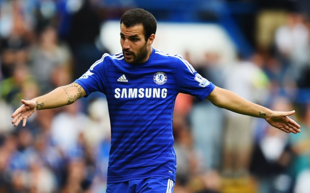 Fabregas: I respect Arsenal, but now I'm at another great club