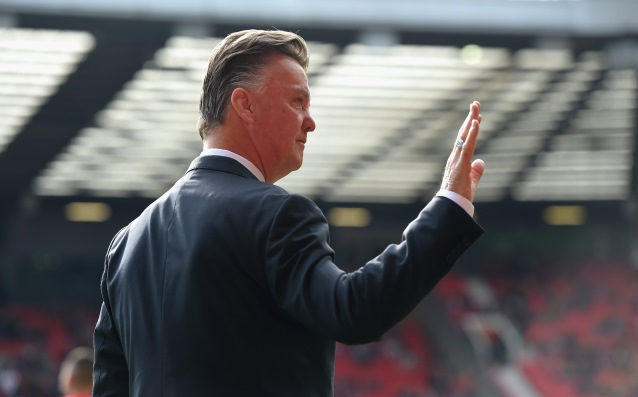 Van Gaal admitted: De Hea save us