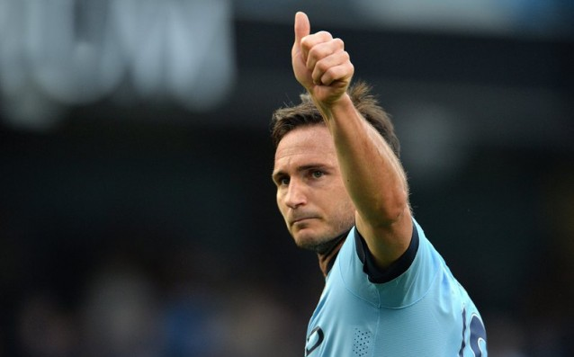Lampard can remain for another derby against Chelsea