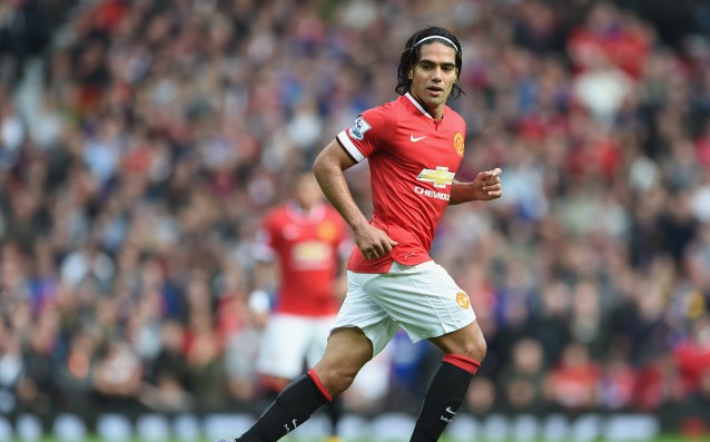 Falcao wants to stay at United