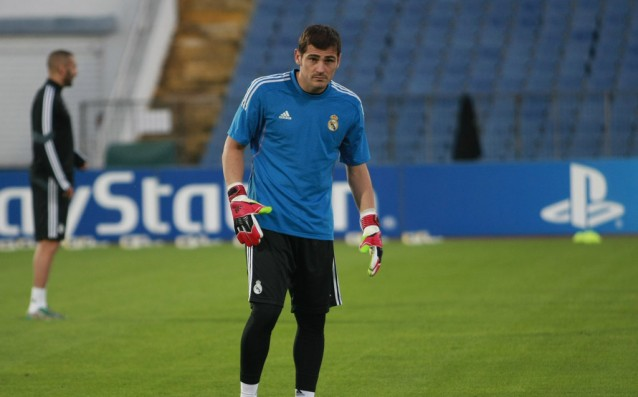 Casillas: I did not want an apology from Xavi