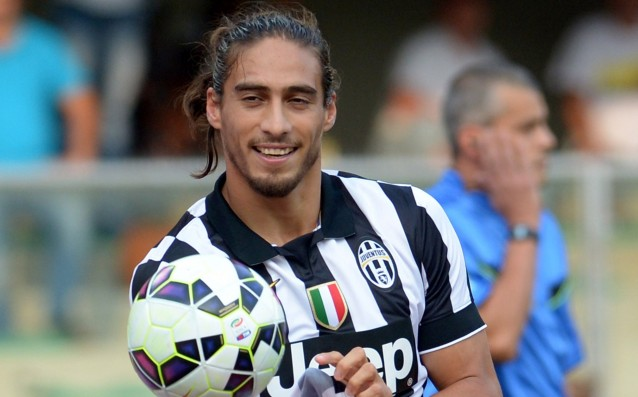 Juve lost Caceres for a month