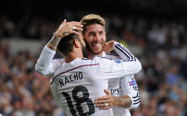 Ramos misses the matches against Liverpool, Real Madrid and Barcelona